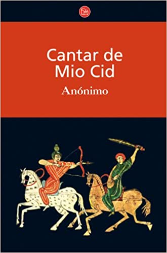Amazon Cantar De Mio Cid Spanish Edition 9788466322591