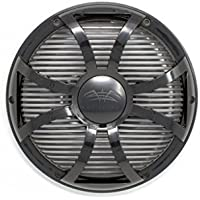 Wet Sounds REVO8SW-BGRILL Black SW Closed Style Grill for the REVO 8 Subwoofer