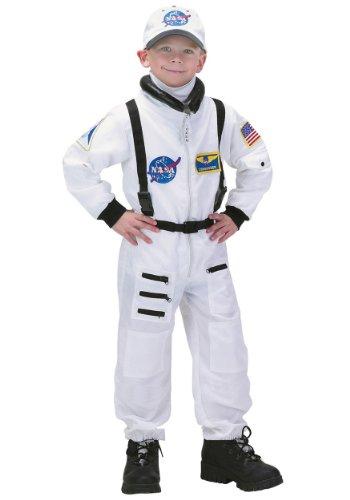 Jr. Astronaut White Suit Kids -