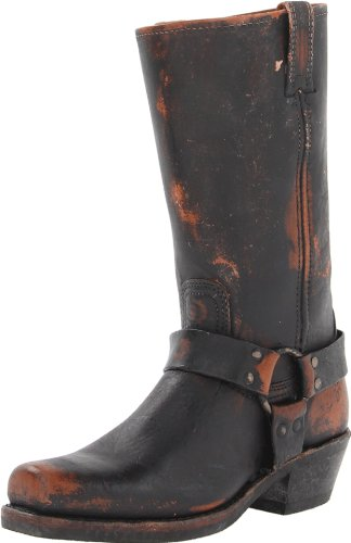 FRYE Womens Harness 12R Boot