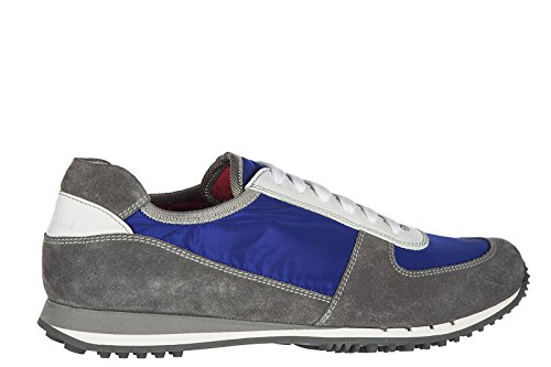Car Shoes Mens Shoes Suede Trainers Sneakers indago Blu QsCdbykB