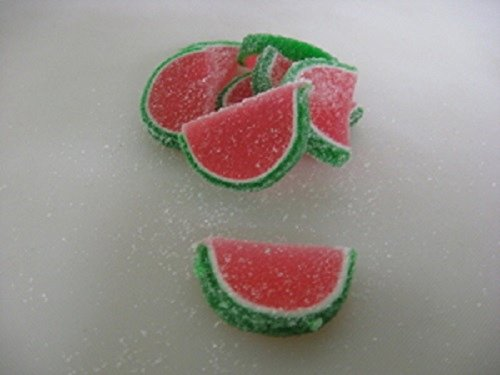 Cavalier Candies Fruit Slices Watermelon flavor jelly candy