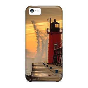 ICKeYiI127wlvlo Sea 15 Fashion Tpu 5c Case Cover For Iphone
