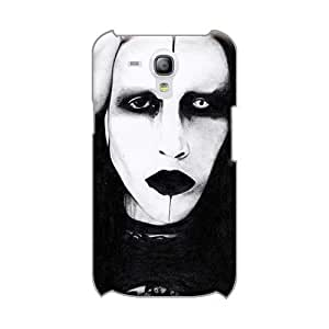 Samsung Galaxy S3 Mini WYg19502dbXr Allow Personal Design Beautiful Marilyn Manson Band Image Shock Absorbent Cell-phone Hard Covers -RobAmarook