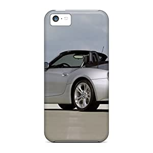 New Style MaryCases Hard Case Cover For Iphone 5c- Bmw Z4 M Roadster Rear Angle