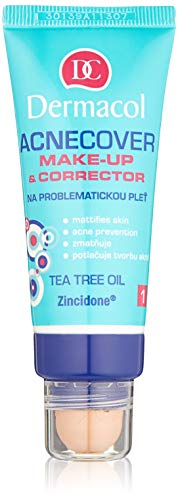 Dermacol Cosmetics Acnecover Make-up & Corrector with Tea Tree Oil 30ml (CORRECTOR 01)
