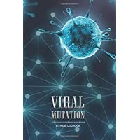 Viral Mutation: Fitness Logbook, Journal, Notebook, Diary, Total 110 Pages, 6 x...