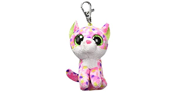 Amazon.com: Carletto Ty 36634 Sophie Cat Clip con purpurina ...