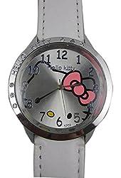 Lovely Fashion Hello Kitty watches Girls Ladies Wrist Watch WKT@DGW985W
