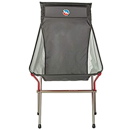 Image of Big Agnes Big Six Camp Chair - High & Wide Camping Chair with Aircraft Aluminum Frame Chairs