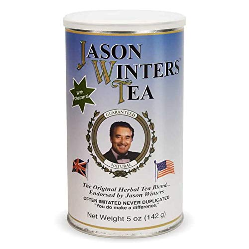 Classic Blend Herbal Tea 5oz with Chaparral (Jason Winters Red Clover)