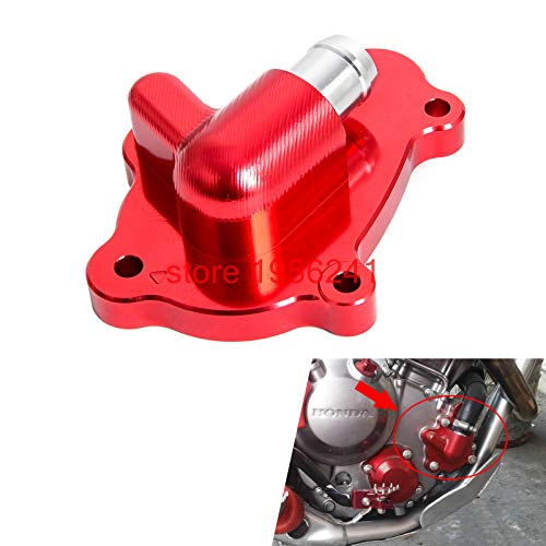 CQQS STORE - Covers & Ornamental - Billet Aluminum Water Pump Cover Protector for CRF250L CRF250M 2012-2015 2013 2014 CRF250 L M 1 PCs