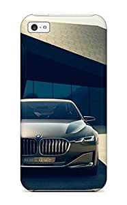 Fashionable Style Case Cover Skin For Iphone 5c- Bmw Vision Future Luxury Car