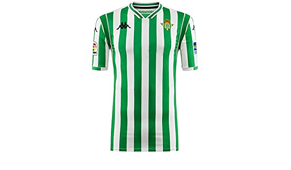 1ª equipación - Real Betis Balompié 2018/2019 - Kombat Gara Home ...