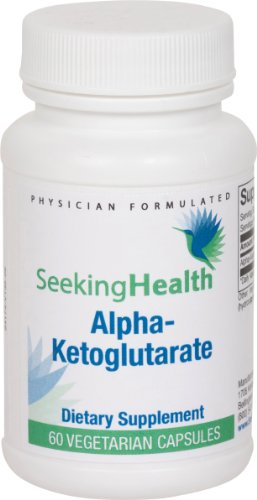 Alpha Ketoglutarate Vegetarian Formulated Seeking Health