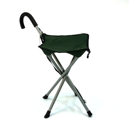 Folding cane chair Walking stick with stool in the UAE See prices reviews
