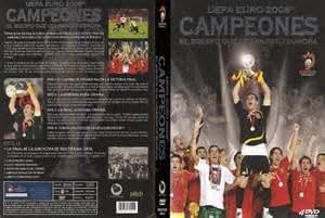Uefa Euro 2008 Campeones: El Equipo que Conquisto Europa [DVD] [Alemania]