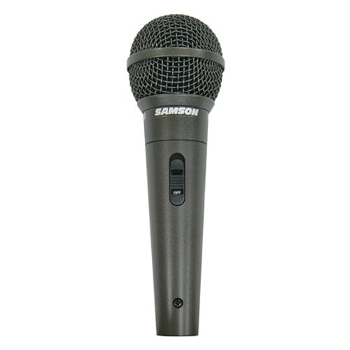 Samson R31S - Dynamic Vocal - Samson Dynamic Microphone Vocal