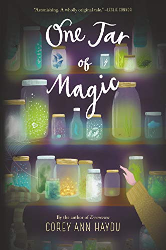 Book Cover: One Jar of Magic