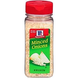 McCormick Minced Onion, 8.25 oz