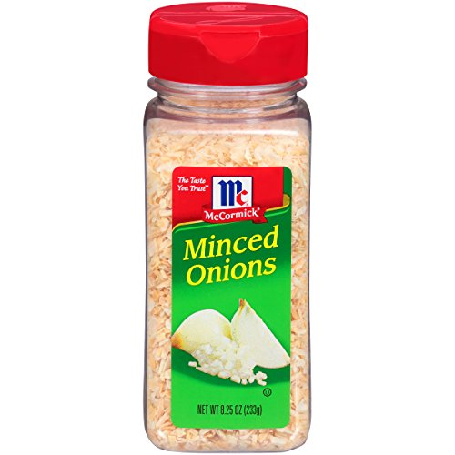 Mccormick Minced Onion  8 25 Oz