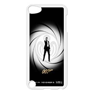 YUAHS(TM) New Fashion Cover Case for Ipod Touch 5 with James Bond 007 YAS395393
