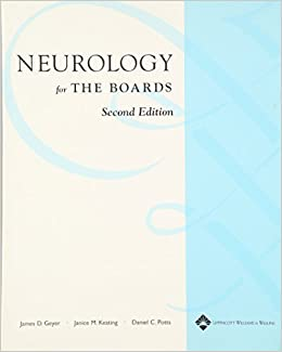 Book Neurology for the Boards by James D. Geyer MD (2002-05-20)
