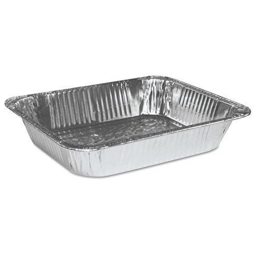 Boardwalk Aluminum Pan, Half-Size, Steam Table, Deep - Includes 100 per case.