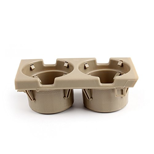 Areyourshop Front First Row Cup Holder Direct Replacement For BMW 3 Series E46 1998-2006 BG