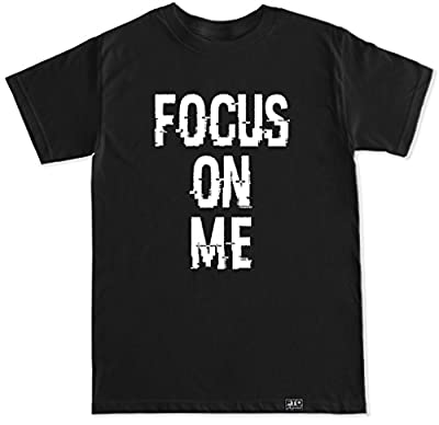 FTD Apparel Men's Focus On Me T Shirt