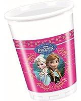 200ml Disney Frozen Plastic Cups, Pack of 8