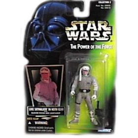 Hoth Luke Skywalker - Luke Skywalker In Hoth Gear (Green Card) (Hologram) (Collection 2)