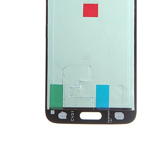 Samsung Galaxy S5 LCD Display Screen Replacement + Touch Digitizer Assembly for I9600 G900 G900A G900F G900P G900T G900V G900R4, with Repair tools + screen protector (Black) by Flying Ocean (Image #4)