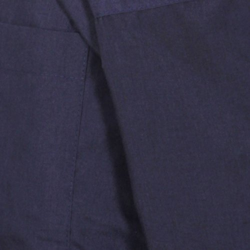 Pantalones de Thai pantalones de los pescadores y–Pantalones cortos de mezcla de algodón Mehrfarbig - Gunmetal Blue