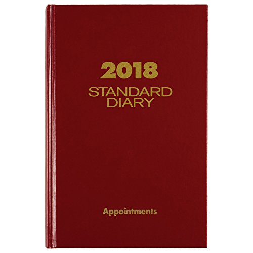 "Acco AT-A-GLANCE Daily Appointment Book, 5-3/4"" x 8-11/16..."