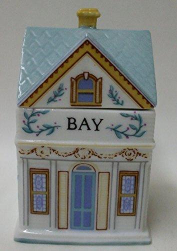 New Bay Spice Jar -