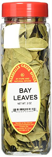 Marshalls Creek Kosher Spices BAY LEAVES 2 oz by Marshall's Creek Spices
