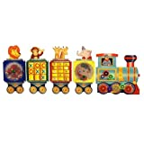 Anatex Busy Train Activity Panel Playset