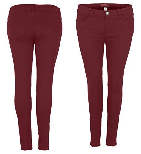 Donna Westace Jeans Vino Westace Jeans tgzxxv