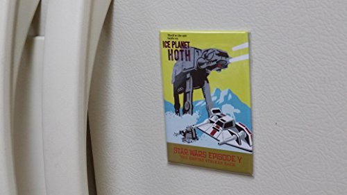 Disney-Parks-Magnet-Star-Wars-Ice-Planet-Hoth-River-Cruise-Retro-Poster