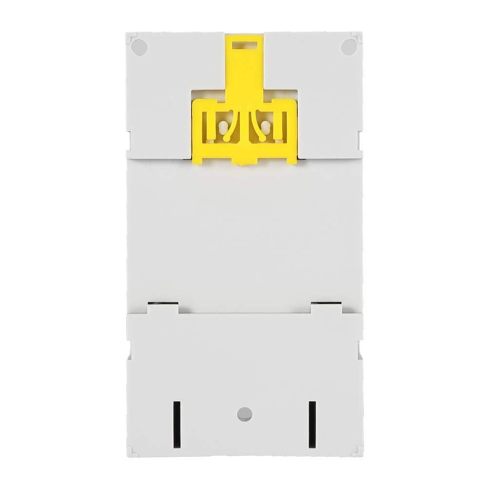 AC220V Commande de Temps /électronique Programmable avec Commutateur de Minuterie Num/érique 30A
