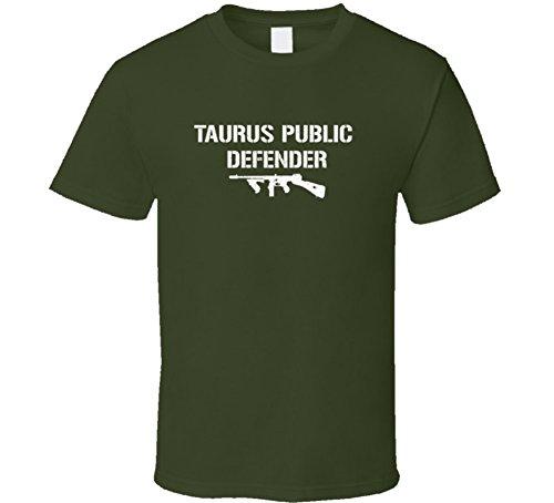 taurus gun shirt - 3