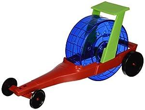 Amazon.com : Habitrail Playground Pet Dragster : Pet Toys