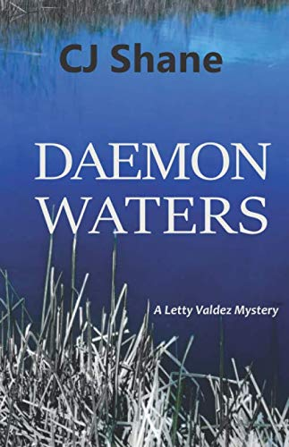 Daemon Waters: A Letty Valdez Mystery for sale  Delivered anywhere in USA