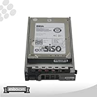 Dell 300GB SAS 10K RPM 6Gbps 2.5 Hard Drive For Dell PowerEdge R410 T410 R610 T610 R710 T710 M600 M605 M610 M710 M805 M905 Servers M1000e MD1120 Storage Arrays