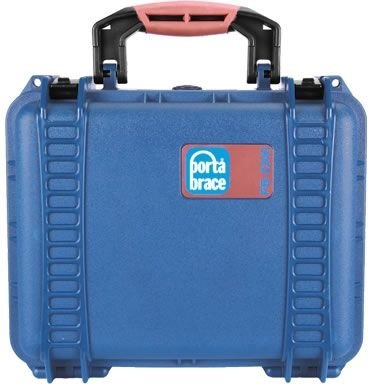 Porta Brace Superlite Vault Hard Case w/Foam,Blue PB-2300F by PortaBrace