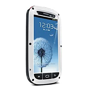 Aluminum Metal Shockproof Waterproof Rugged Protective Case for Samsung Galaxy S3 Samsung Galaxy S3