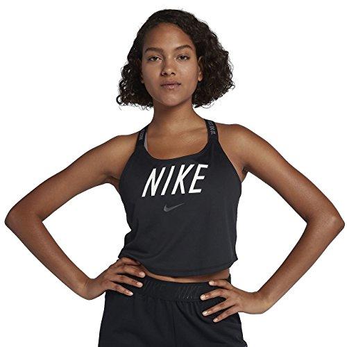Nike De gunsmoke Entrenamiento Black white Elastika fit Dri Tirantes HzxqHnRTAw