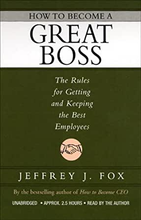 How To Become Ceo Book