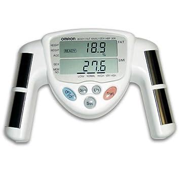 Omron body fat analyzers